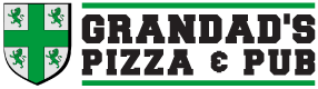 This image has an empty alt attribute; its file name is grandads-pizza-pub-logo-web.png